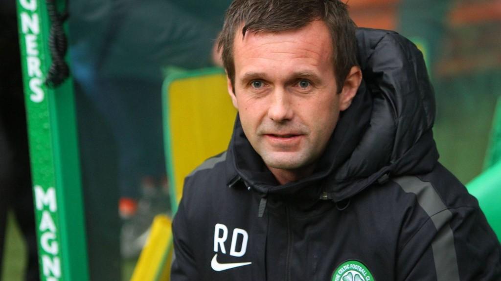 RIVALMØTE: Ronny Deila og Celtic møter Rangers i ligacupen.