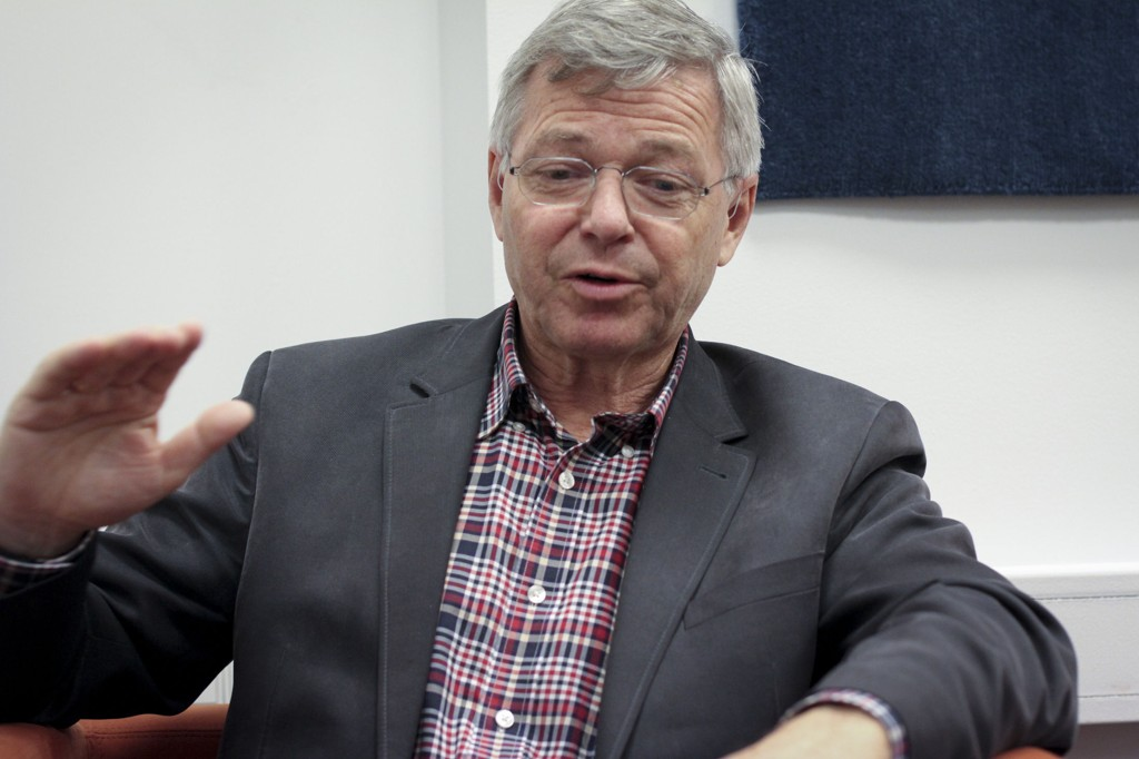 - Det er ikke religionen som er roten, men de som misbruker religionen, sier Kjell Magne Bondevik.