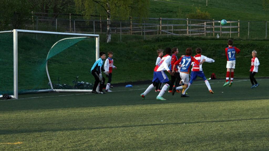 kfum fotball gutter 2012