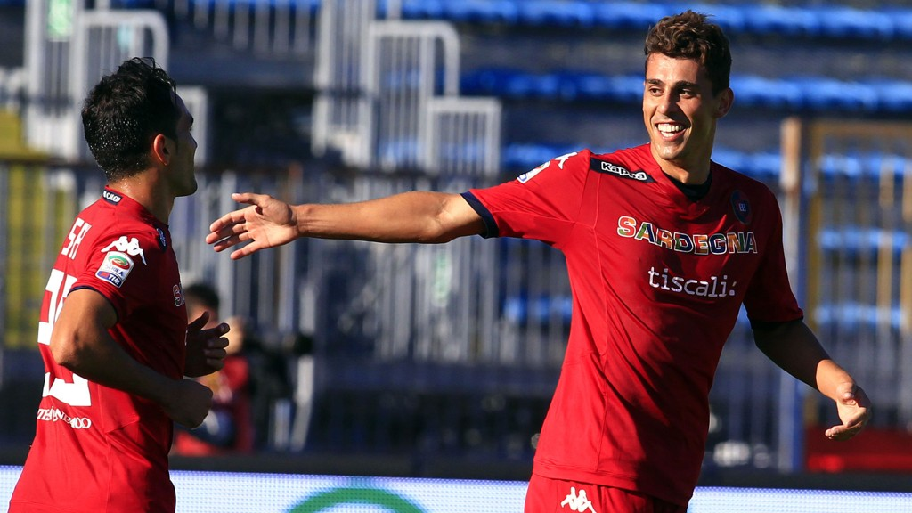 Cagliari har scoret åtte mål på sine tre siste bortekamper, og vi fristes av B-oddsen på 5,55 i kveldens kamp mot Lazio.