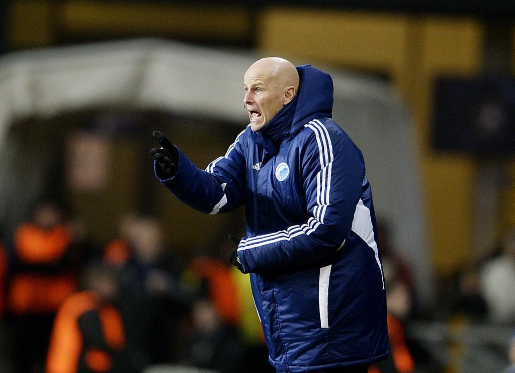 YDMYKET: Ståle Solbakkens FC København ble ydmyket hjemme mot Club Brugge.