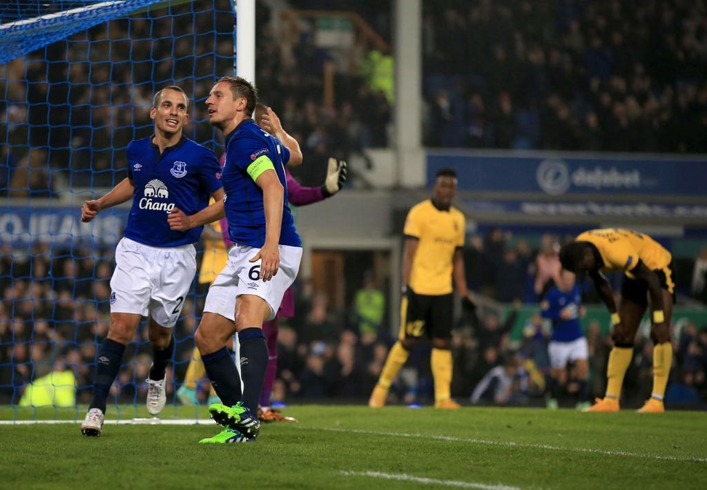 VANT: Lille ble for små mot Everton.