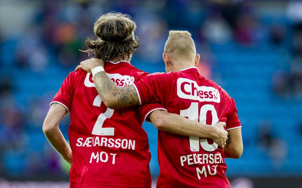 Birkir Mar Sævarsson og Marcus Pedersen mister Branns skjebnekamp mot Haugesund søndag grunnet karantene. I tillegg er Vadim Demidov og Eirik Birkelund ute med skader.