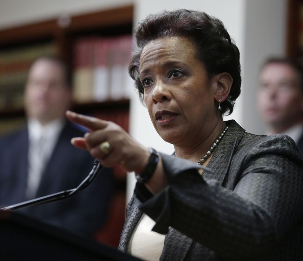 Loretta Lynch blir ny justisminister i USA. Hun blir statenes første afroamerikanske i posisjonen.