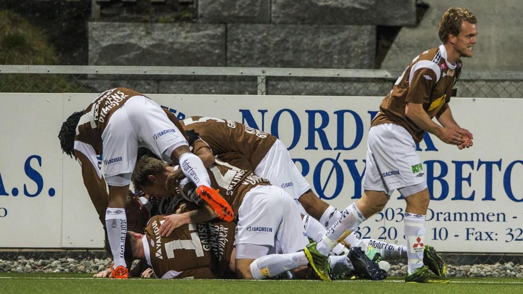 Mjøndalen fikk juble mot Fredrikstad, men har et for stort favorittstempel i dagens kamp.