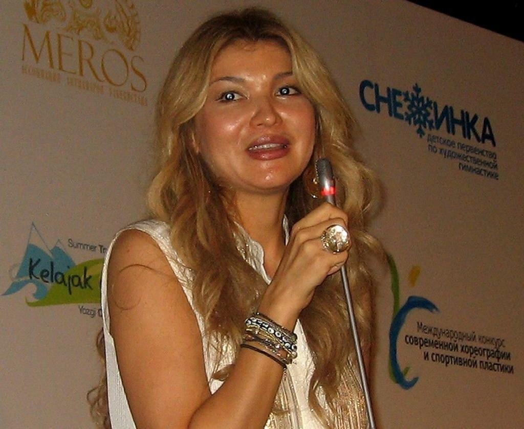 Til sammen har Telenor-datter Vimpelcom betalt 55 millioner dollar (cirka 375 millioner kroner) rett til postboksselskapet kontrollert av president-datter Gulnara Karimova (bildet).