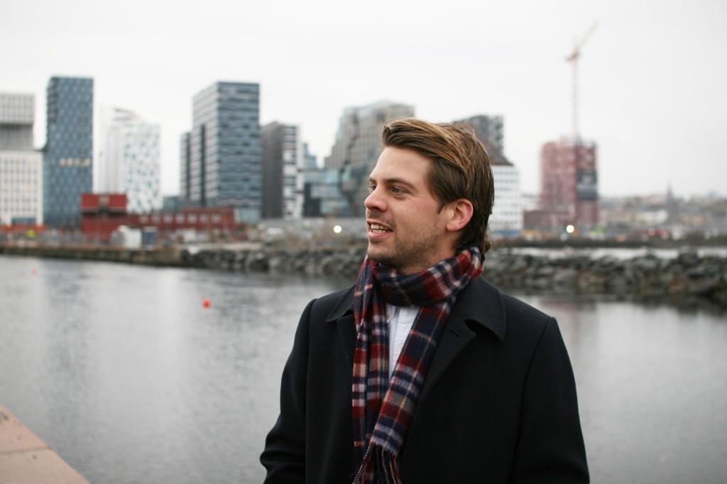 Arkitekt Einar Parnemann mener høyhusene har satt Oslo på kartet.