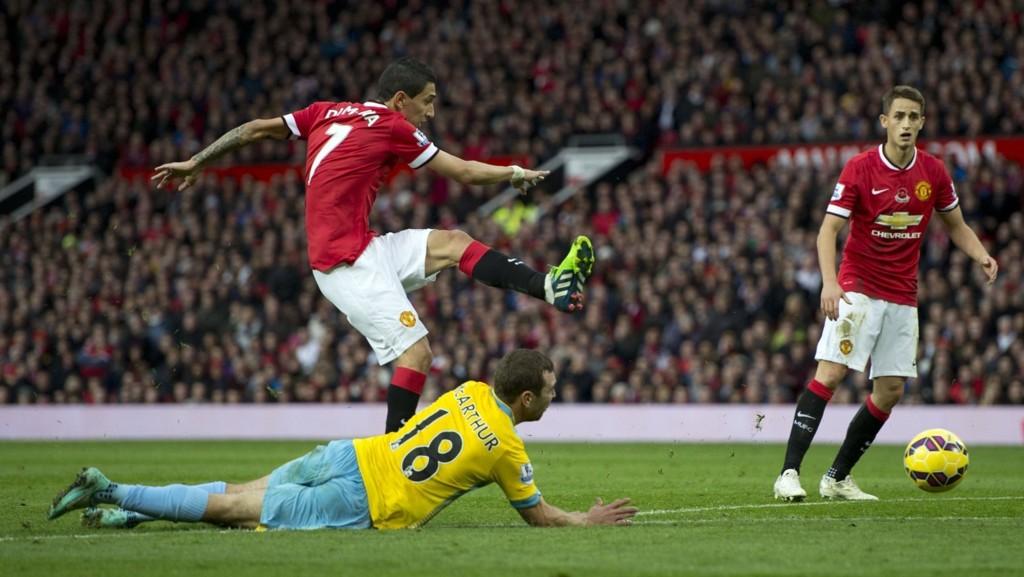 Lørdagens kveldskamp mellom Arsenal og Manchester United er én av TV-høydepunktene for fotballinteresserte denne uken.