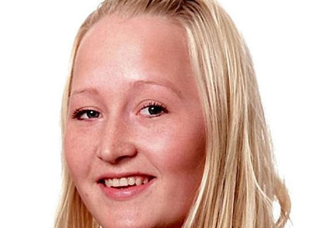 OBDUKSJON: Veronica Heggheim Stegegjerdet (22) skal trolig ha druknet.