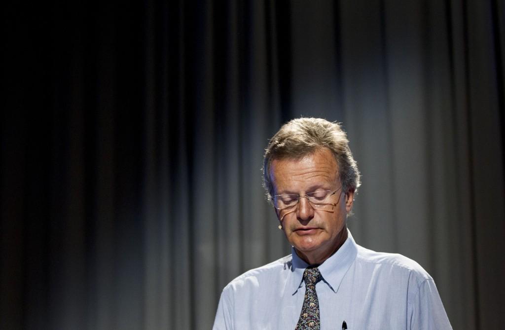 SITTER I STYRET: Telenor er nest største aksjonær i VimpelCom, og Telenors konsernsjef Jon Fredrik Baksaas sitter i VimpelComs styre.