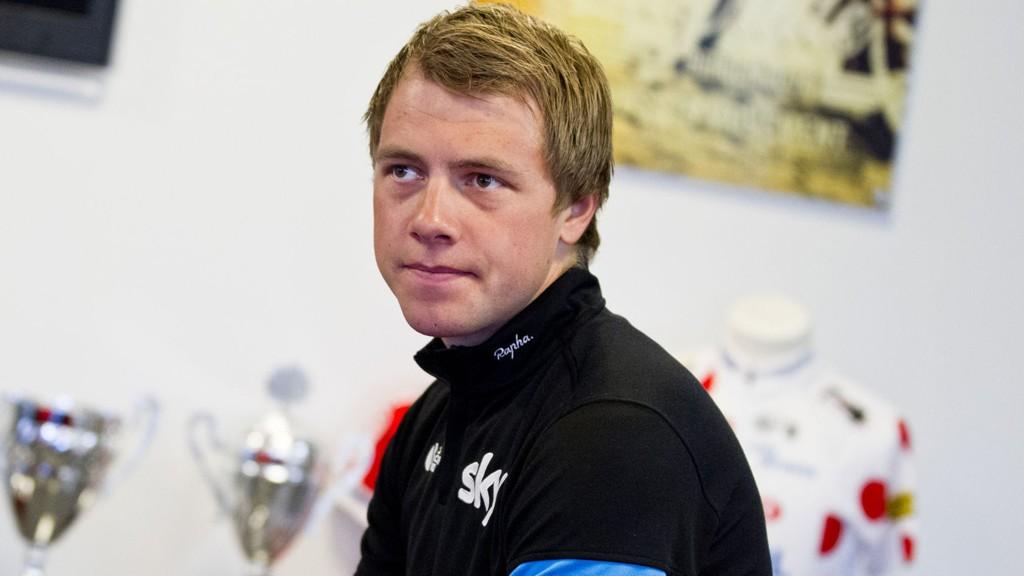 JAKTER GODFORMEN: Edvald Boasson Hagen vil finne tilbake til god, gammel form.
