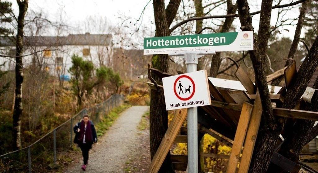 - Bergen kommune har nylig mottatt en pris for sitt integreringsarbeid. Da synes jeg det er skammelig at støtter rasistiske og nedlatende skilt, sier leder for Organisasjonen mot offentlig diskriminering.