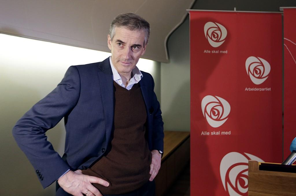 Arbeiderpartiet presenterer onsdag sitt alternative budsjett. Arbeiderpartiets leder Jonas Gahr Støre presenterte budsjettet på Stortinget.