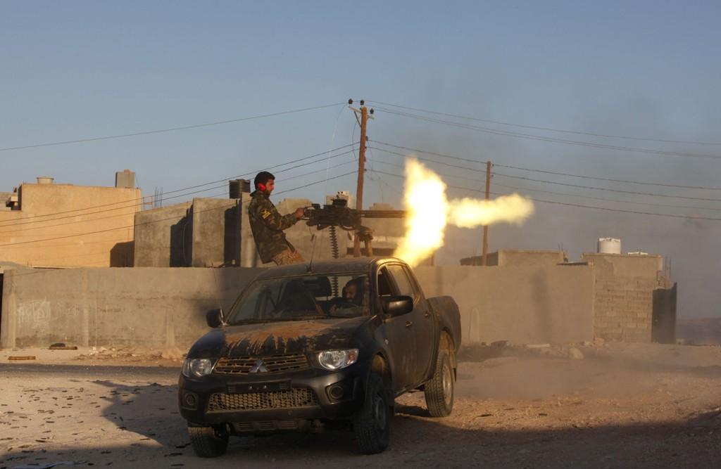 Libya har vært preget av kaos og anarki siden opprørere med luftstøtte fra Norge og andre NATO-land styrtet Muammar Gaddafi for tre år siden. Nå har flere av militsgruppene i landet sverget troskap til Den islamske staten (IS).
