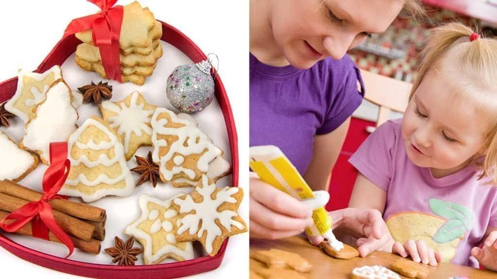 ulike julekaker oppskrift