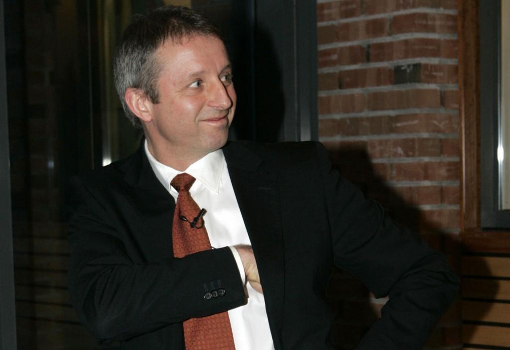 Jo Lunder er konsernsjef i VimpelCom.
