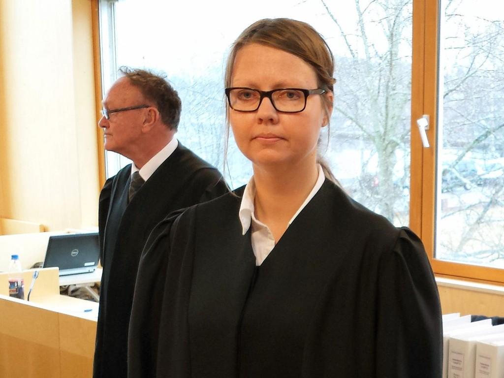 Politiadvokat Anne Siv Åvitsland.