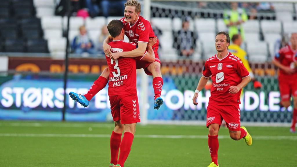 Erik Huseklepp scoret et viktig mål mot Haugesund siste serierunde, og den raske angriperen kan bli en nøkkelspiller mot et noe tregt Mjøndalen-forsvar i kveld.