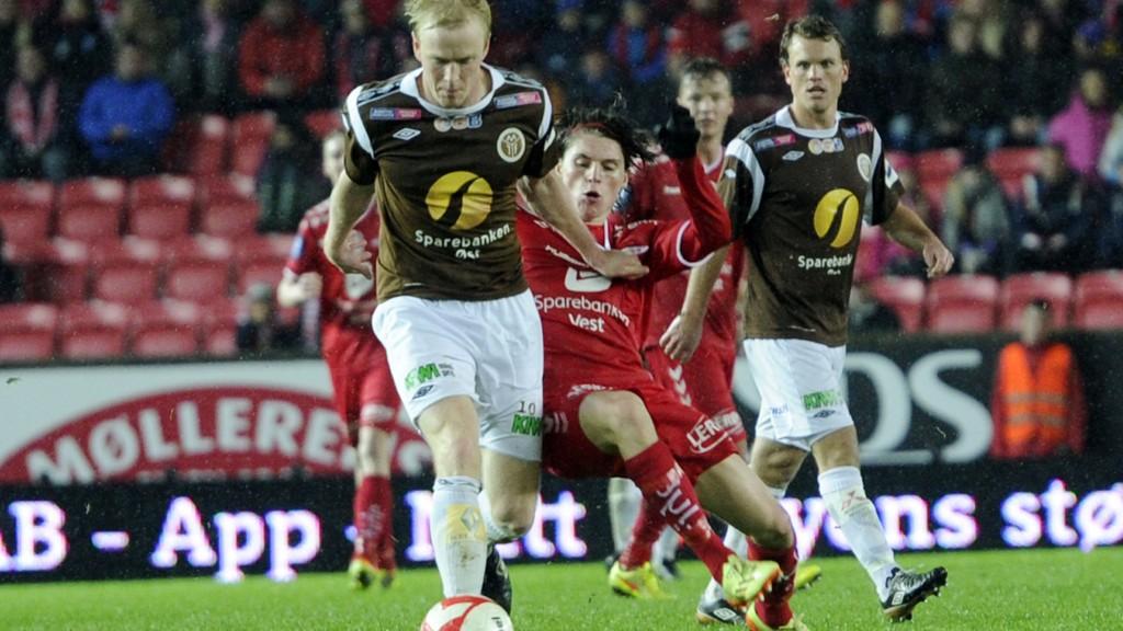 Det var ikke mulig å se noe nivåforskjell på Brann og Mjøndalen i 1-1-kampen i Bergen, og Mjøndalen har fått et flott utgangspunkt før returkampen i kveld.