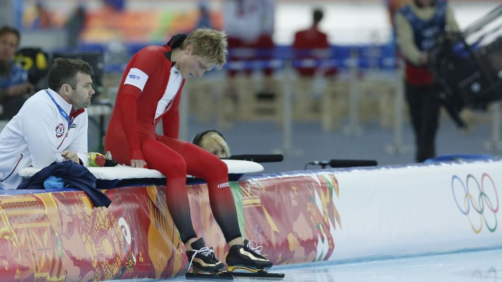 Håvard Bøkko er kvitt plagene etter kneskaden og melder seg klar til løpene i Heerenveen i midten av desember.