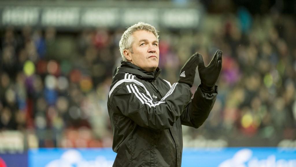 Trener Kåre Ingebrigtsen og Rosenborg går mot et underskudd på 15-17 millioner kroner.