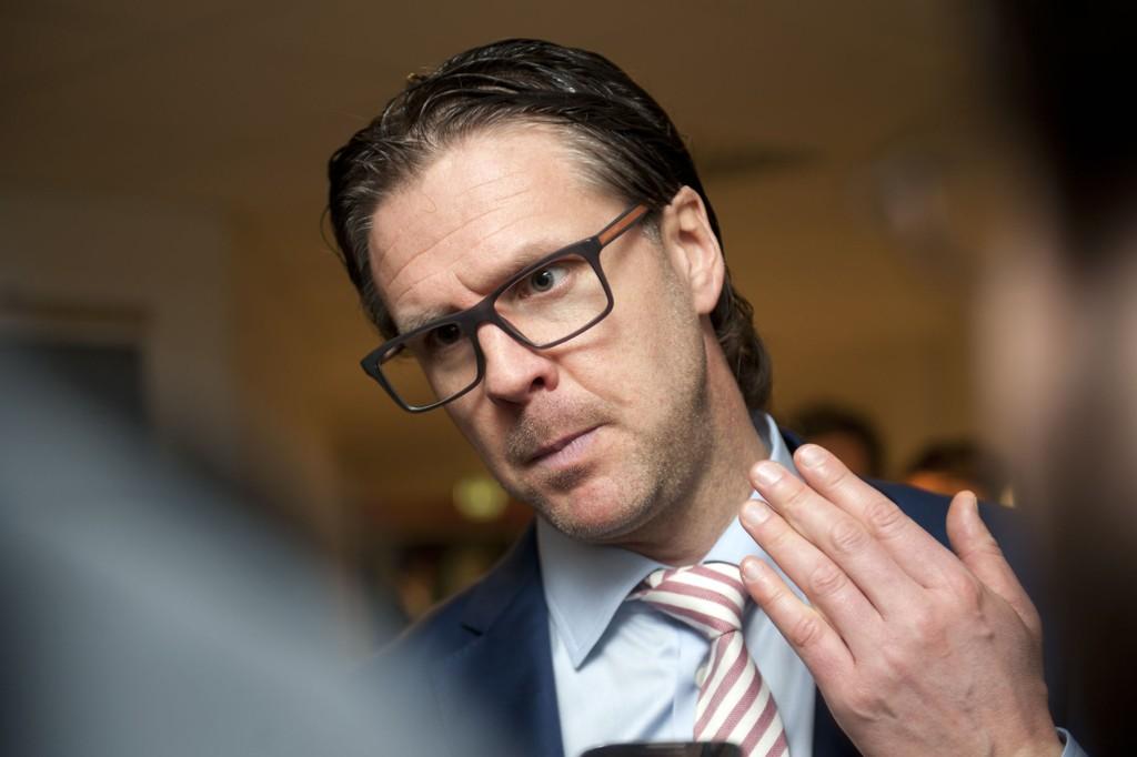Brann-trener Rikard Norling har fått mye kritikk denne sesongen. Onsdag kan han rykke ned i sin første sesong som Brann-trener.