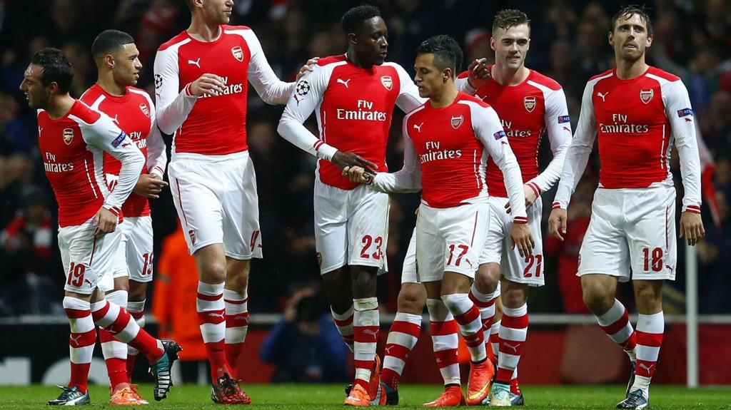 Arsenal møter et Dortmund med enda større skadeproblemer enn dem selv i kveldens Champions League-kamp.