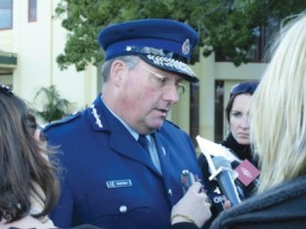Howard Broad var politidirektør i New Zealand fra 2006 til 2011.