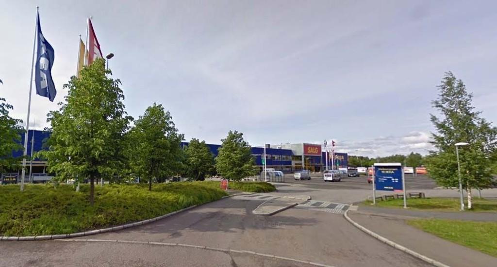 FLYTTING AV EIENDOMMER: Ikea Handel & Eiendom AS fikk 2,1 milliarder i gjeld da det skilte ut eiendommene i Norge for deretter å kjøpe dem tilbake med lån fra morselskapet i utlandet.