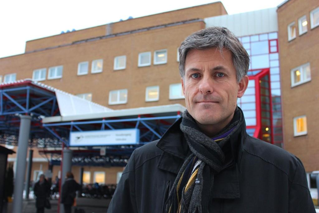LØNNSHOPP: Toppsjef Tor Ingebrigtsen fikk en lønnsøkning på nær 160 000 kroner tidligere i år.