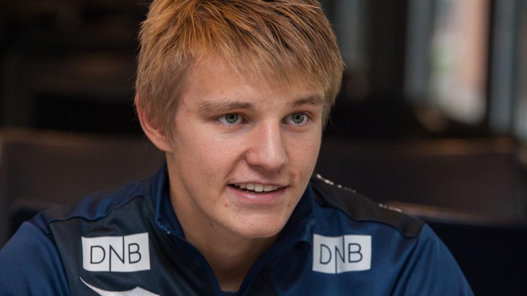 ØNSKET OVERALT: Man skal lete lenge for å finne en klubb som ikke har lyst på Martin Ødegaard.
