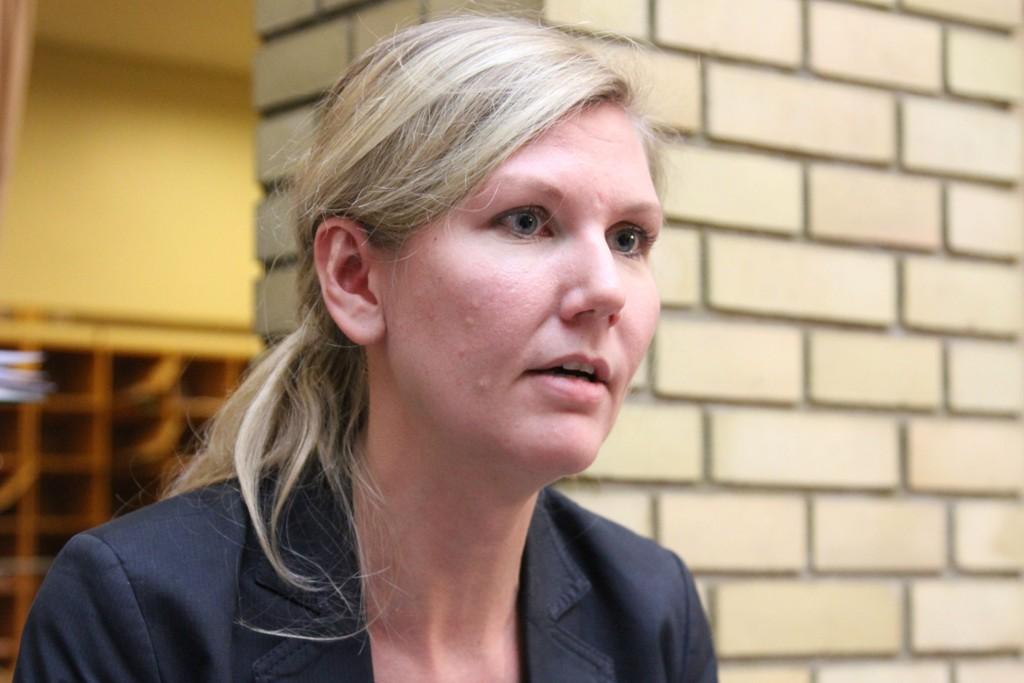 AVVISER LURERI: - Hvis det hadde vært sånn at vi i smug hadde forsøkt å trekke inn mer skatt, hadde vi jo selvfølgelig brukt de pengene, sier Arbeiderpartiets Marianne Marthinsen.