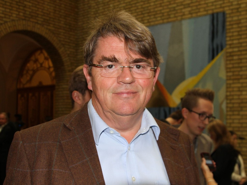 Jan Petter Sissener er hard mot de rødgrønne, som ble ledet av Nato-sjef Jens Stoltenberg.