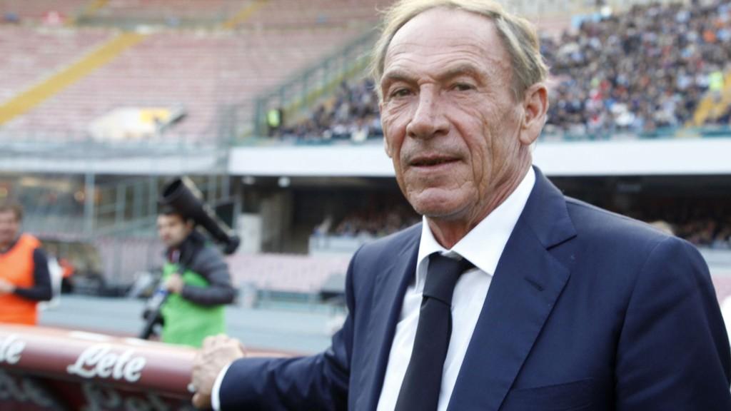 Zdenek Zeman krydrer hverdagen i Italia.