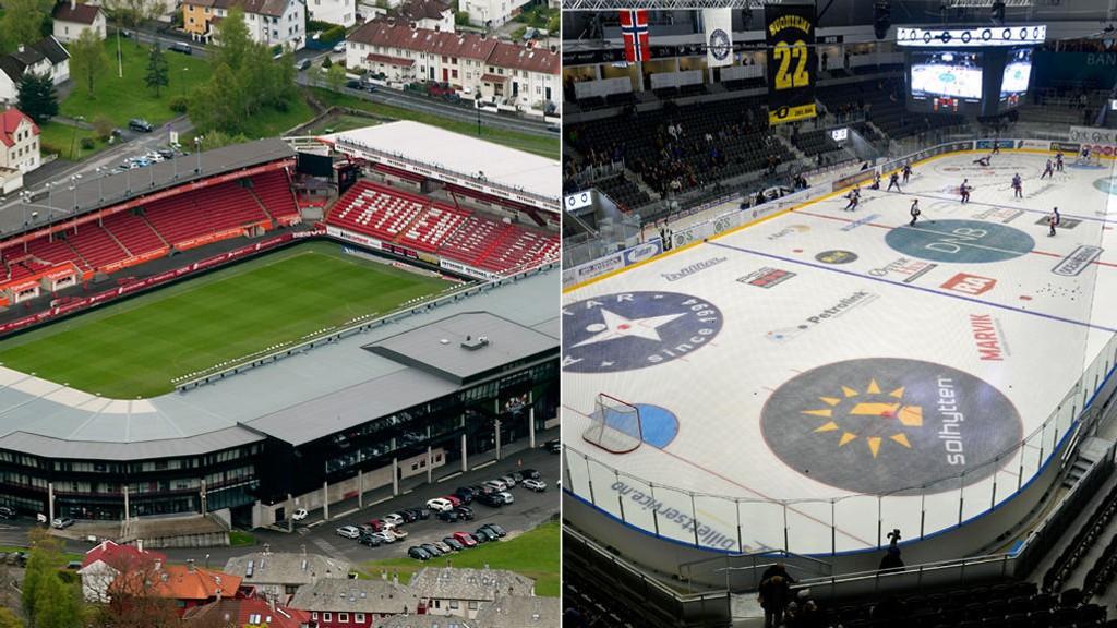Neste år vil Branns inntekter trolig skrumpe inn til skarve 70 millioner kroner. Til sammenligning er ishockeyklubben Stavanger Oilers i ferd med å bikke en omsetning på 100 millioner kroner. Mye takket være arenaløsningene.