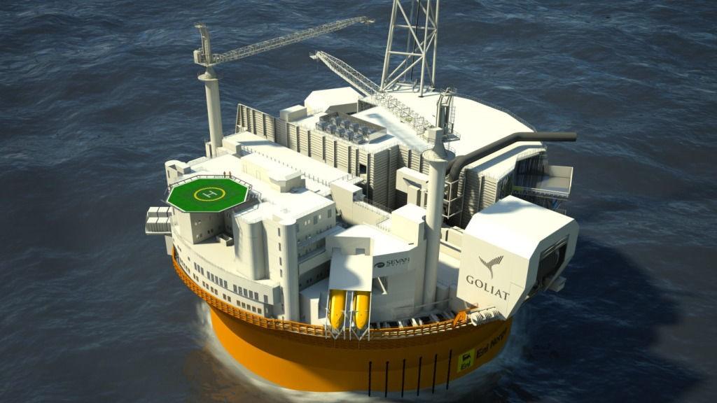 Goliat-feltet, som ennå ikke er i drift, vil gå ti milliarder i minus om dagens oljepris står seg.