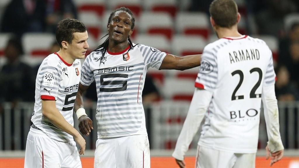 Rennes går fra triumf til triumf og er virkelig i slaget.