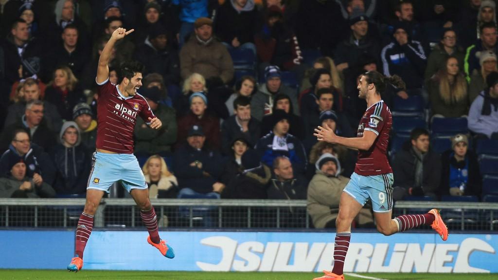 Mye å juble for i West Ham så langt denne sesongen.