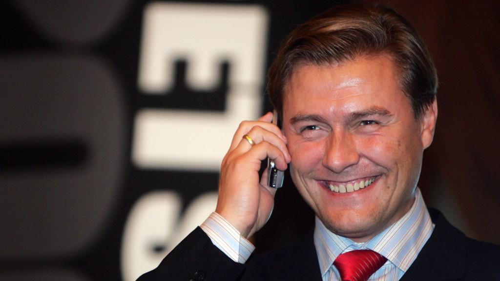 SELG, SELG: Idar Vollvik selger unna telefonnummeret sitt og ønsker et åttesifret beløp for de åtte sifrene.