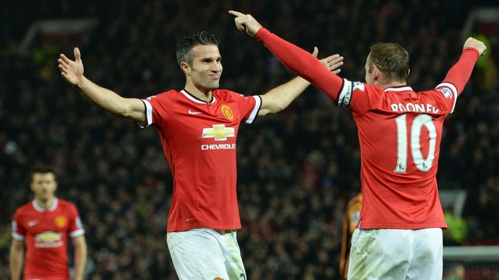 Wayne Rooney er friskmeldt til Manchester Uniteds bortekamp mot Southampton i kveld.