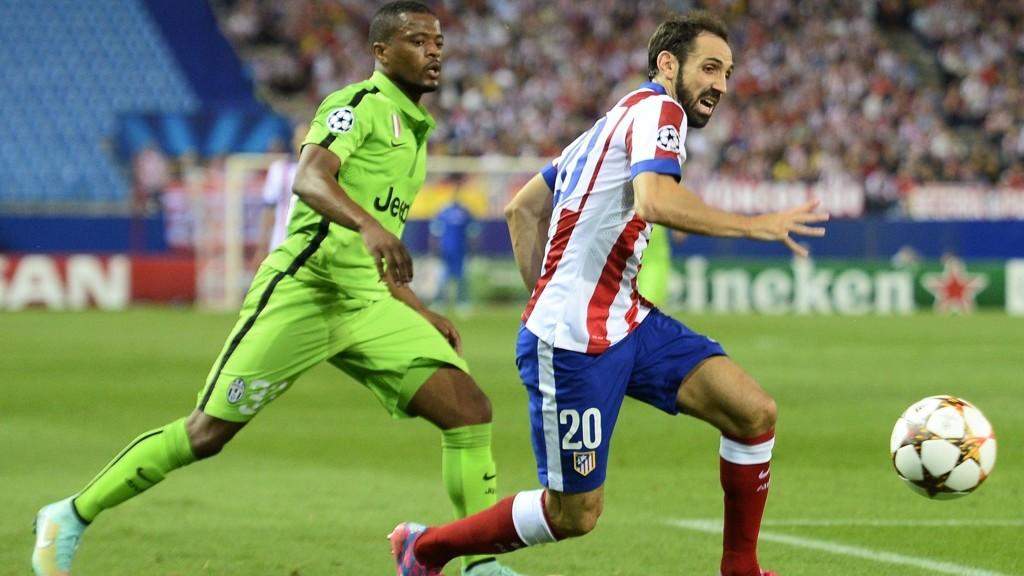 Det første møtet mellom Juventus og Atletico endte med spansk 1-0-seier i Madrid. Vi tror på et målfattig oppgjør også i kveld.