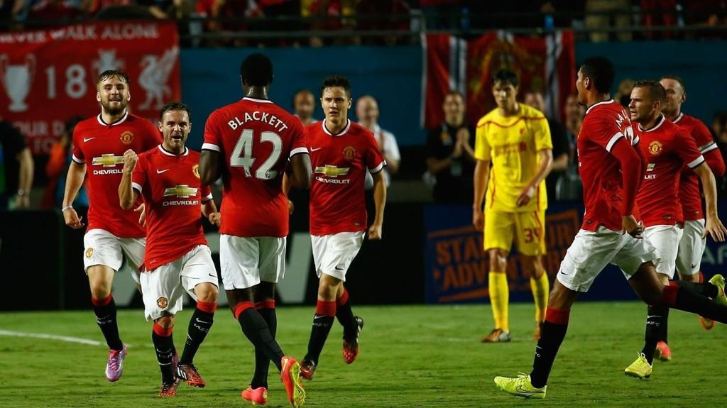 Manchester United gikk seirende ut av duellen med erkerivalen Liverpool da lagene møttes i privatkamp i august. Vi tror på mer United-jubel i dag.