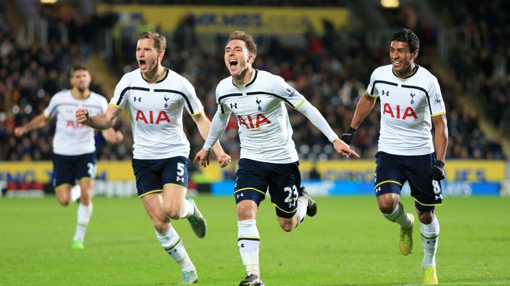 Tottenham-spillerne har ikke hatt mye å juble for denne sesongen, men vi tror ikke London-klubben er helt sjanseløs mot Swansea.