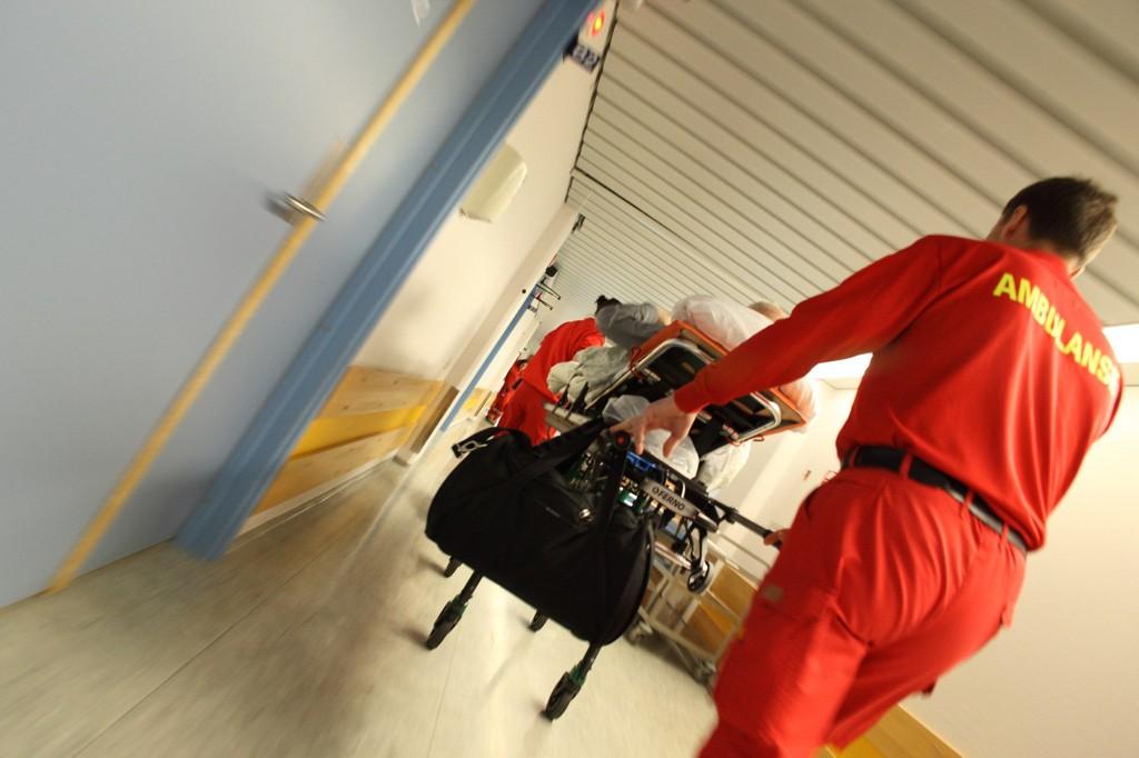 Hvis sykehuset legges til Molde, vil enkelte innbyggere på øyene nord i fylket få mer en to timers reisevei til nærmeste sykehus.