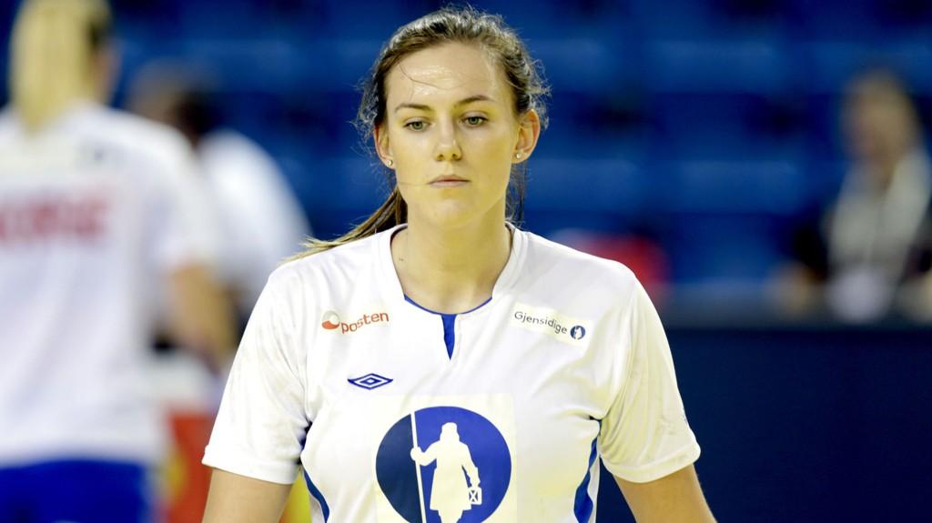 Emilie Hegh Arntzen ble onsdag flyttet til enerom på grunn av feber.