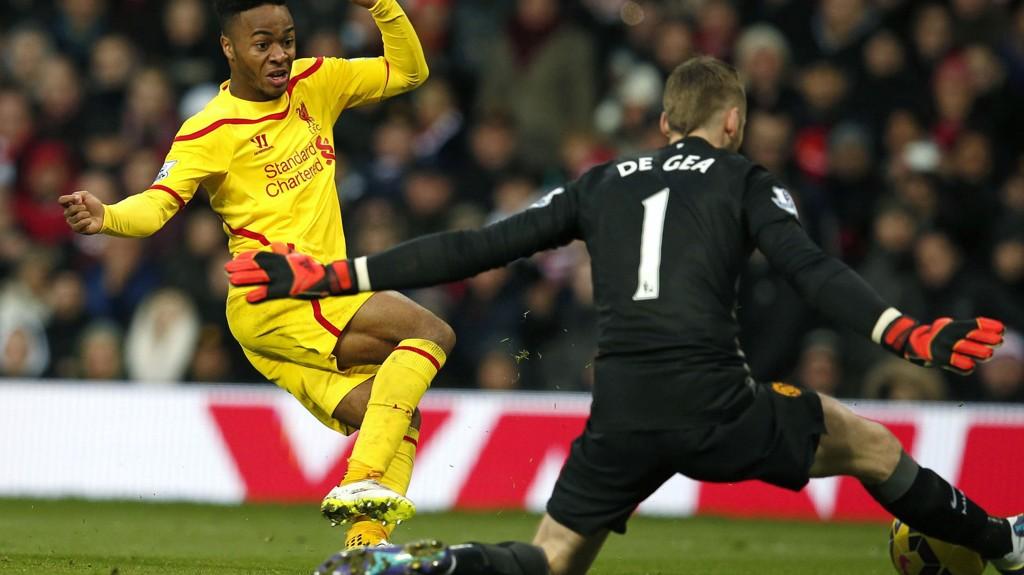 Raheem Sterling sløste utilgivelig med sjansene mot Manchester United i helgen. I kveld skal Liverpool-angriperen bryne seg på Bournemouth-forsvaret i ligacupen.