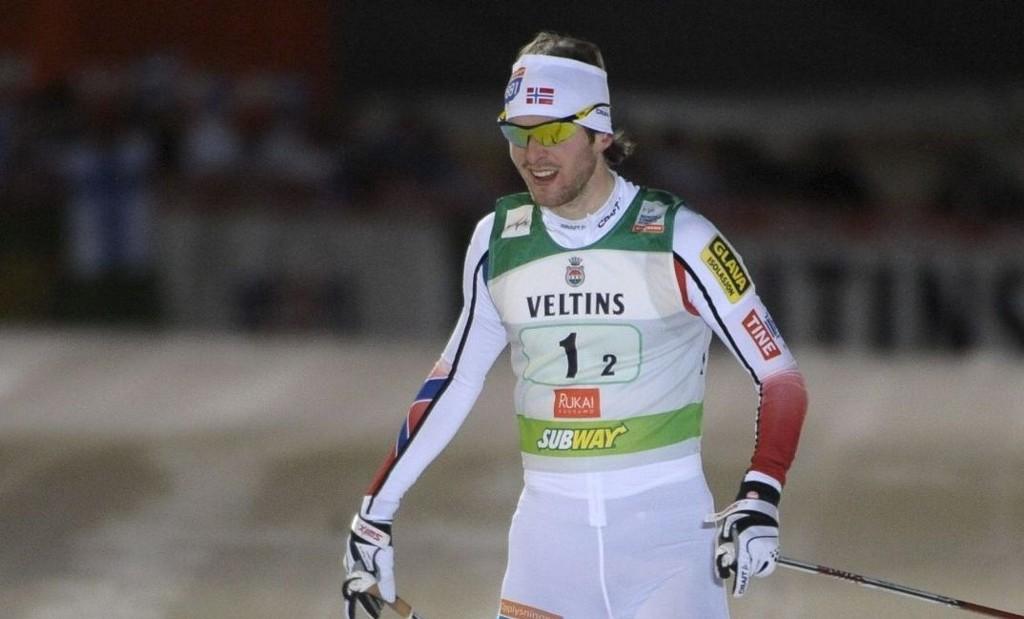 SIKRET SEIEREN: Jørgen Graabak.