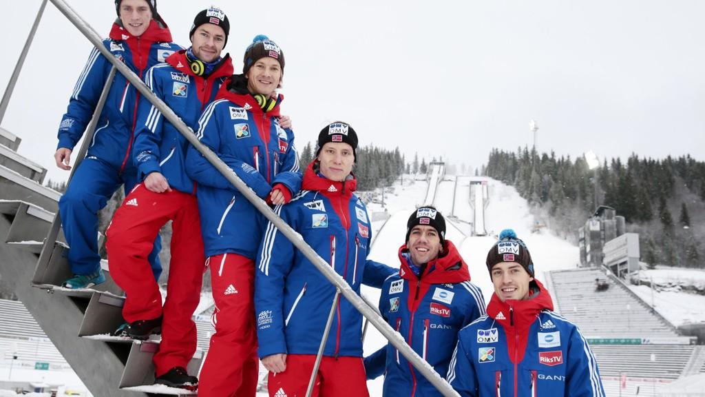 Hopperne misliker å være i skyggen av langrenn, skiskyting og alpint. Irritasjonen skal være så stor at skihopping kan havne på TVNorge.