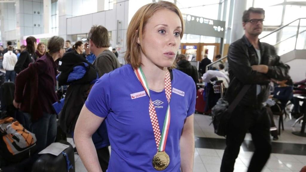 VIL FORTSETTE: Karoline Dyhre Breivang.