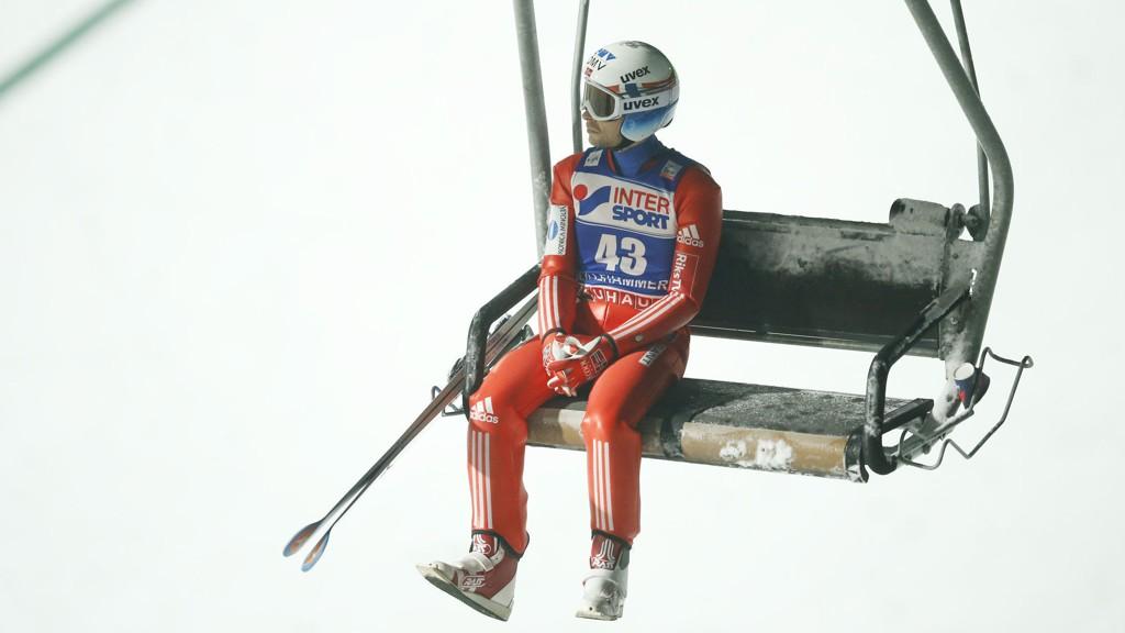 Anders Jacobsen har slitt i verdenscupen så langt i vinter, men får likevel bli med til hoppuka.